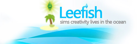 LeeFish Sims2 and Sims3 Downloads and Mods